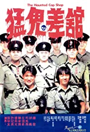 Watch Free The Haunted Cop Shop (1987)