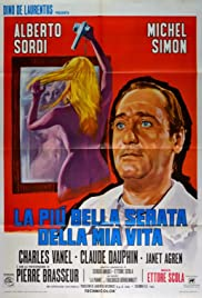 Watch Free The Most Wonderful Evening of My Life (1972)