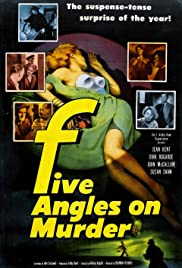 Watch Free Five Angles on Murder (1950)