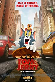 Watch Full Movie :Tom and Jerry (2021)