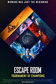 Watch Free Escape Room: Tournament of Champions (2021)