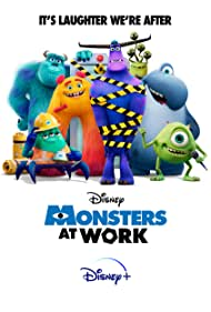 Watch Full Movie :Monsters at Work (2021 )