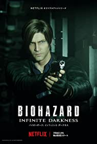 Watch Free Resident Evil: Infinite Darkness (2021 )
