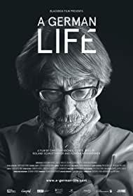 Watch Free A German Life (2016)