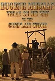 Watch Free Eugene Mirman: Vegan on His Way to the Complain Store (2015)