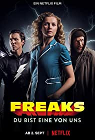 Watch Free Freaks: Youre One of Us (2020)