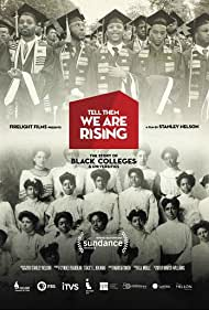 Watch Free Tell Them We Are Rising: The Story of Black Colleges and Universities (2017)