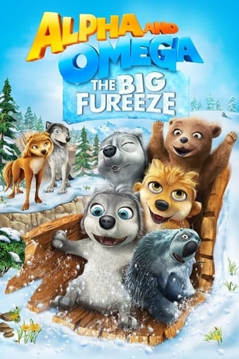 Watch Free Alpha and Omega 7: The Big Fureeze (2016)