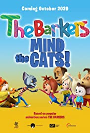 Watch Free Barkers: Mind the Cats! (2020)
