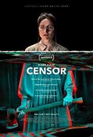 Watch Free Censor (2021)