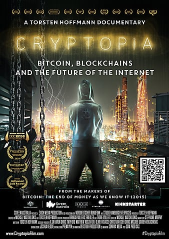 Watch Free Cryptopia: Bitcoin, Blockchains and the Future of the Internet (2020)