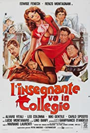 Watch Free The Schoolteacher Goes to Boys High (1978)