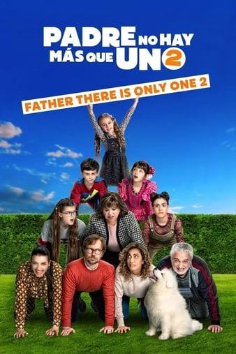 Watch Full Movie :Padre no hay más que uno 2: La llegada de la suegra (2020)
