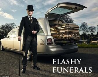 Watch Free Flashy Funerals (2016)