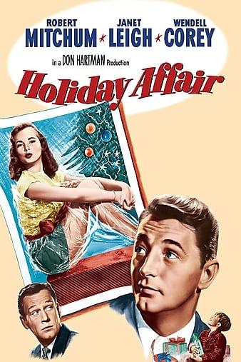 Watch Free Holiday Affair (1949)