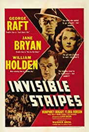 Watch Free Invisible Stripes (1939)