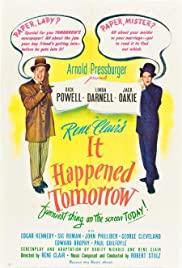 Watch Free It Happened Tomorrow (1944)