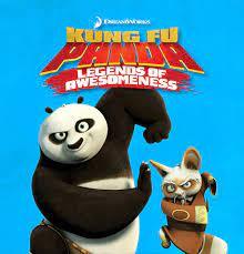 Watch Free Kung Fu Panda: Legends of Awesomeness (20112016)