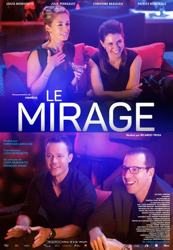 Watch Free Le mirage (2015)