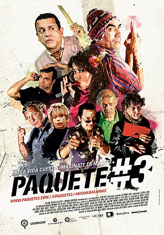 Watch Free Paquete #3 (2015)
