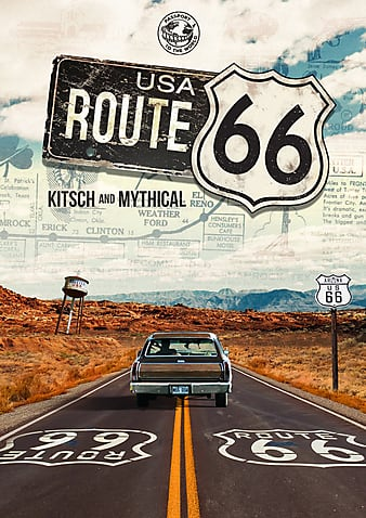 Watch Free Passport to the World: Route 66 (2019)