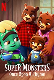 Watch Free Super Monsters: Once Upon a Rhyme (2021)