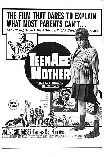 Watch Free Teenage Mother (1967)