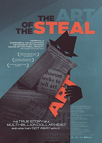 Watch Free The Art of the Steal (2009)