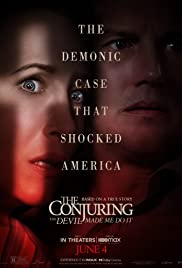 Watch Free The Conjuring: The Devil Made Me Do It (2021)