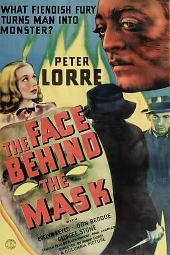 Watch Full Movie :The Face Behind the Mask (1941)