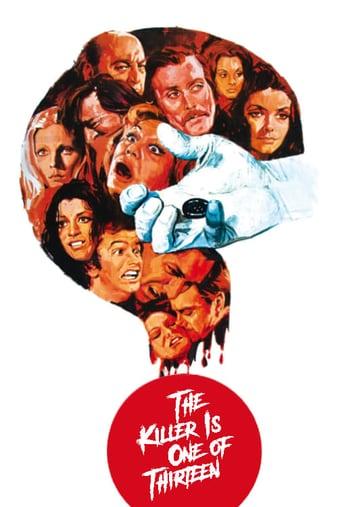 Watch Free El asesino está entre los trece (1973)