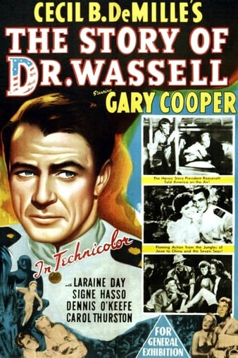 Watch Free The Story of Dr. Wassell (1944)