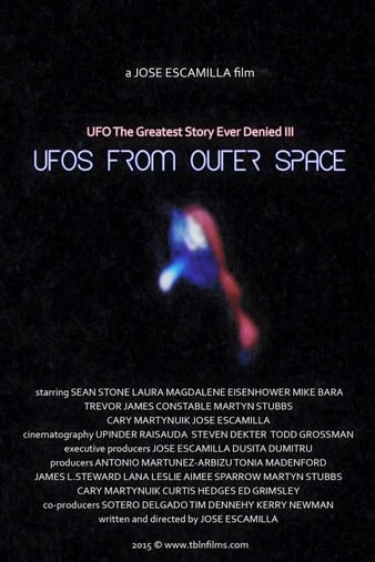 Watch Free UFO: The Greatest Story Ever Denied III  UFOs from Outer Space (2016)