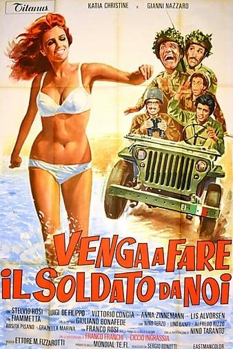 Watch Free Venga a fare il soldato da noi (1971)