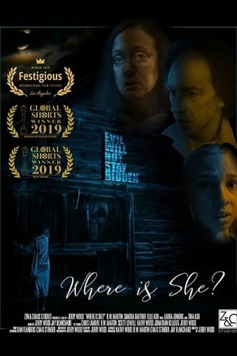 Watch Free Where Is She? (2019)