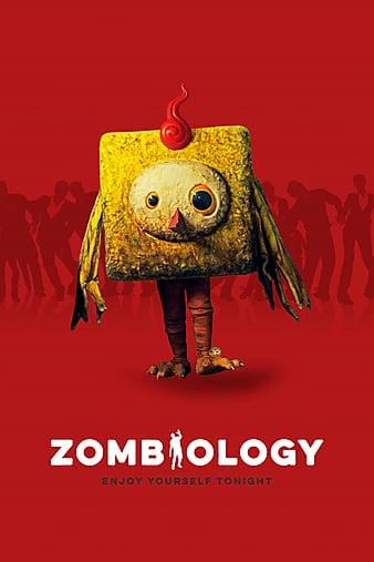 Watch Free Zombiology: Enjoy Yourself Tonight (2017)