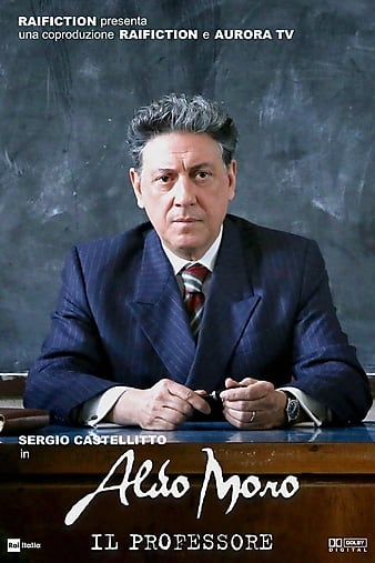 Watch Free Aldo Moro il Professore (2018)