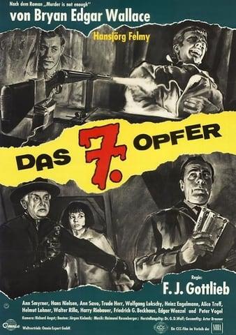 Watch Free Das siebente Opfer (1964)