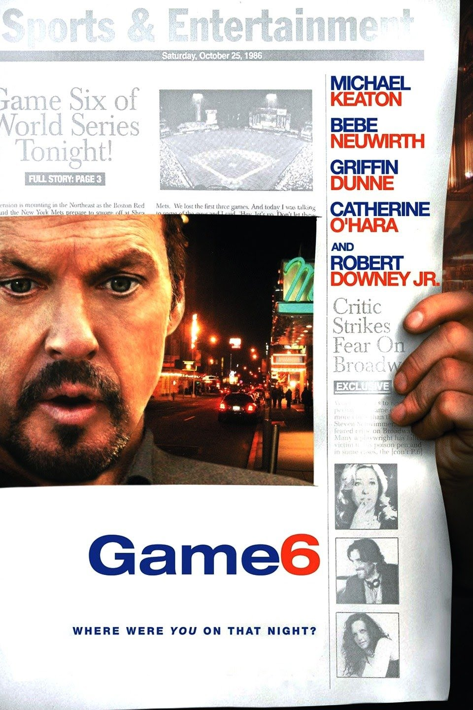 Watch Free Game 6 (2005)