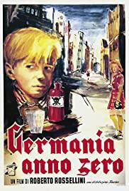 Watch Free Germania anno zero (1948)