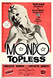 Watch Free Mondo Topless (1966)