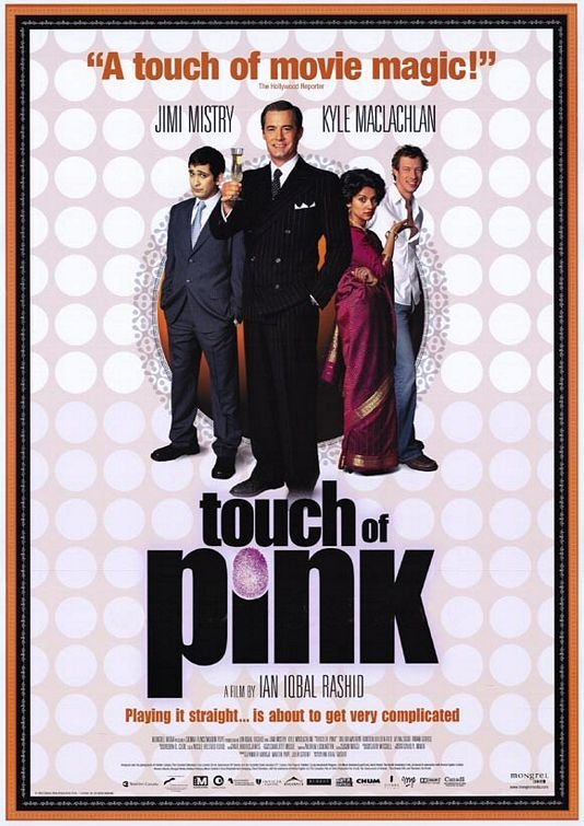 Watch Free Touch of Pink (2004)
