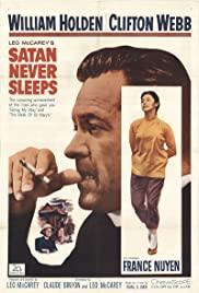 Watch Free Satan Never Sleeps (1962)