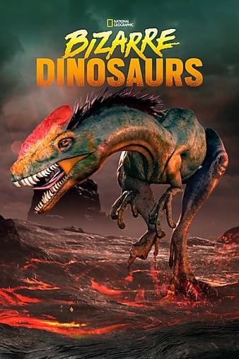 Watch Free Bizarre Dinosaurs (2009)