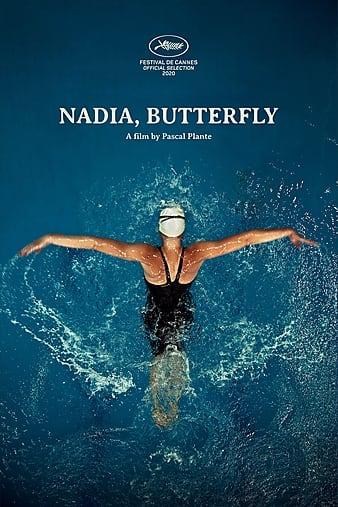 Watch Free Nadia, Butterfly (2020)