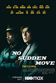 Watch Free No Sudden Move (2021)