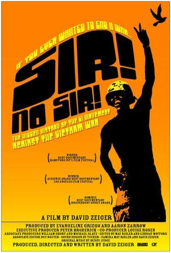 Watch Free Sir! No Sir! (2005)