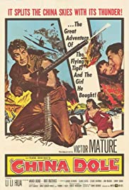 Watch Free China Doll (1958)