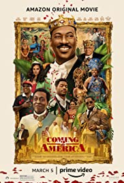 Watch Free Coming 2 America (2021)