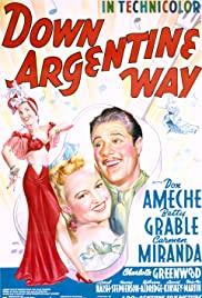 Watch Free Down Argentine Way (1940)